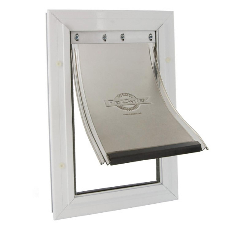 door doors new ebay white small pet petsafe plastic brand p s price lowest