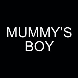 Black Mummys Boy Tank Top