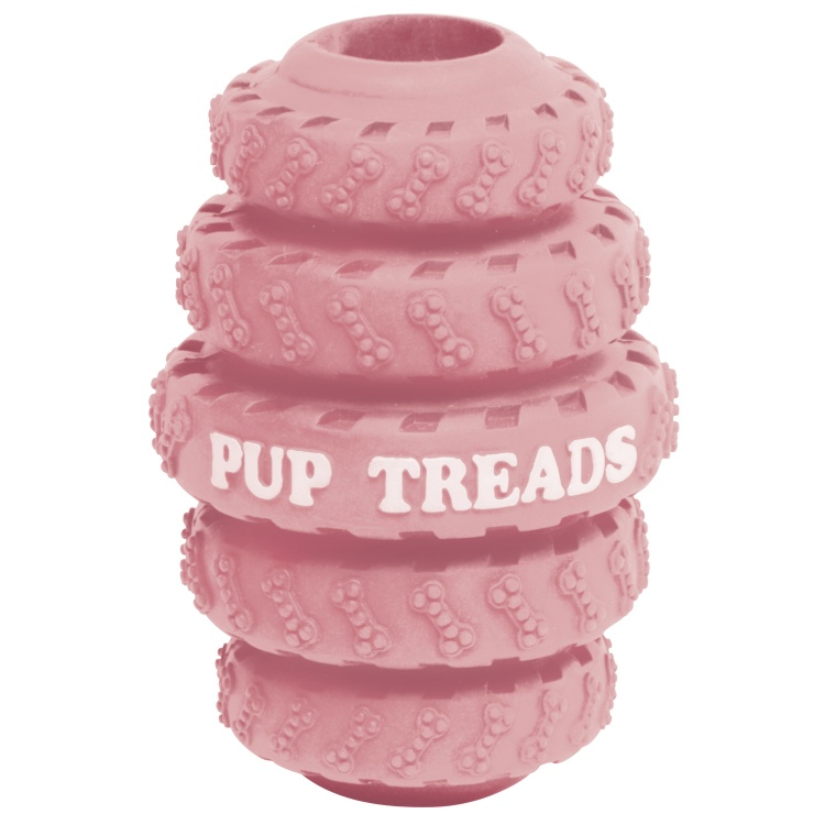 Rubber Puppy Treat Loader