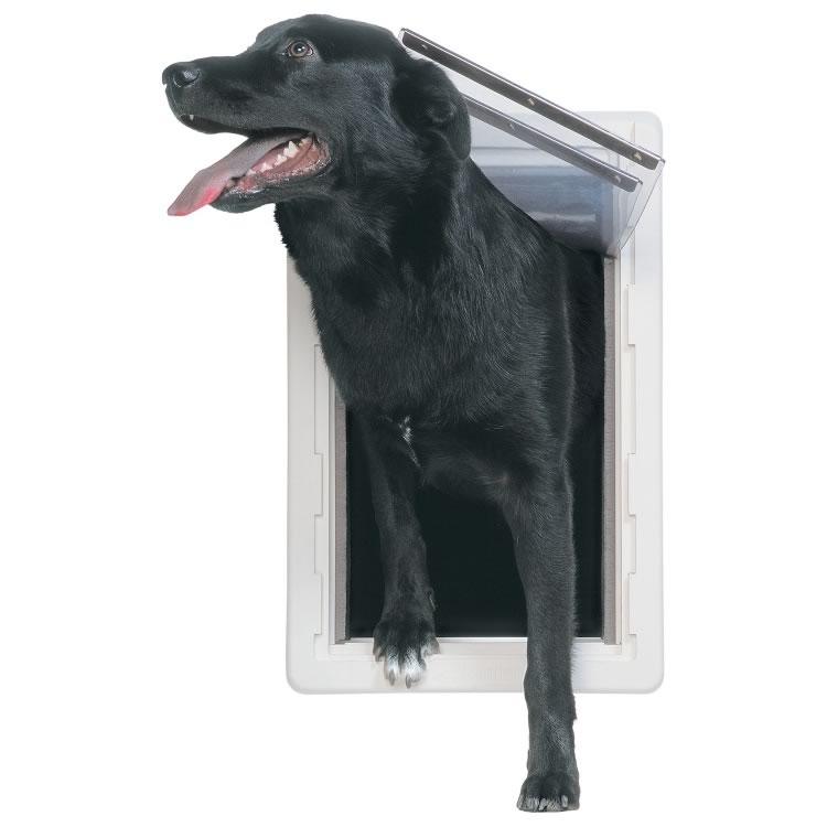 ... Ruff Weather Dog Door