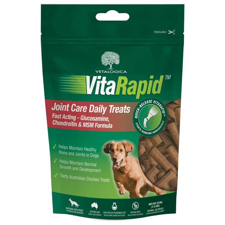 VitaRapid® Joint Care Daily Treats For Dogs