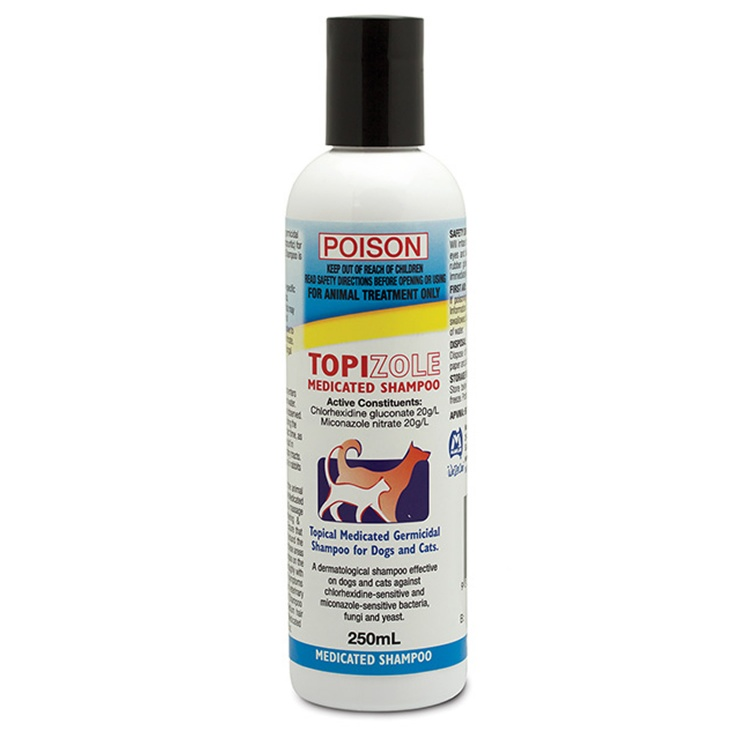 Topizole Medicated Shampoo