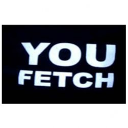 Black You Fetch Tank Top
