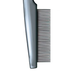 Flea Comb for Dogs and Cats Closeup