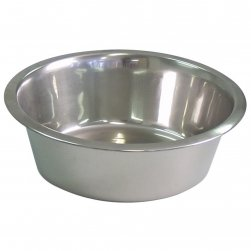 Plain Stainless Steel Bowl
