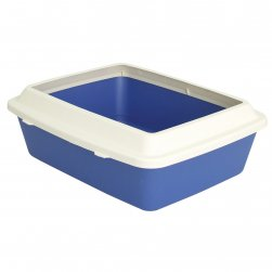 Litter Pan with Rim