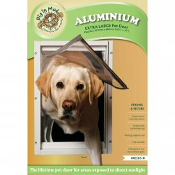 Aluminium Pet Door (X Large)