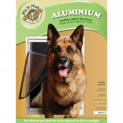 Aluminium Pet Door (XX Large)