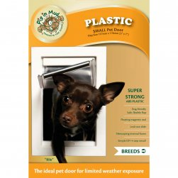 Dog Doors : Plastic