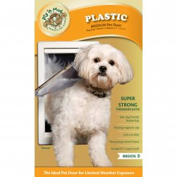 Plastic Pet Door (Medium)