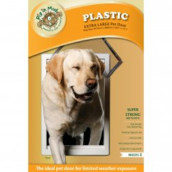 Plastic Pet Door (X Large)