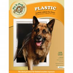 Plastic Pet Door (XX Large)