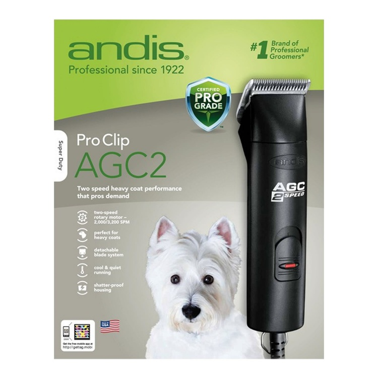 Pro Clip® AGC2 2-Speed Professional Grooming Clippers