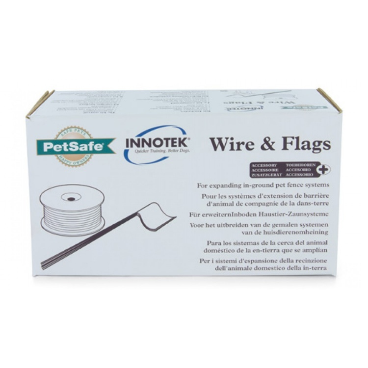 Extra Wire and Flag Kit
