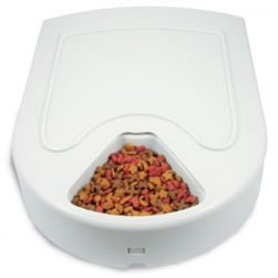 Five Meal Automatic Feeder
