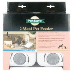 Two Meal Automatic Feeder