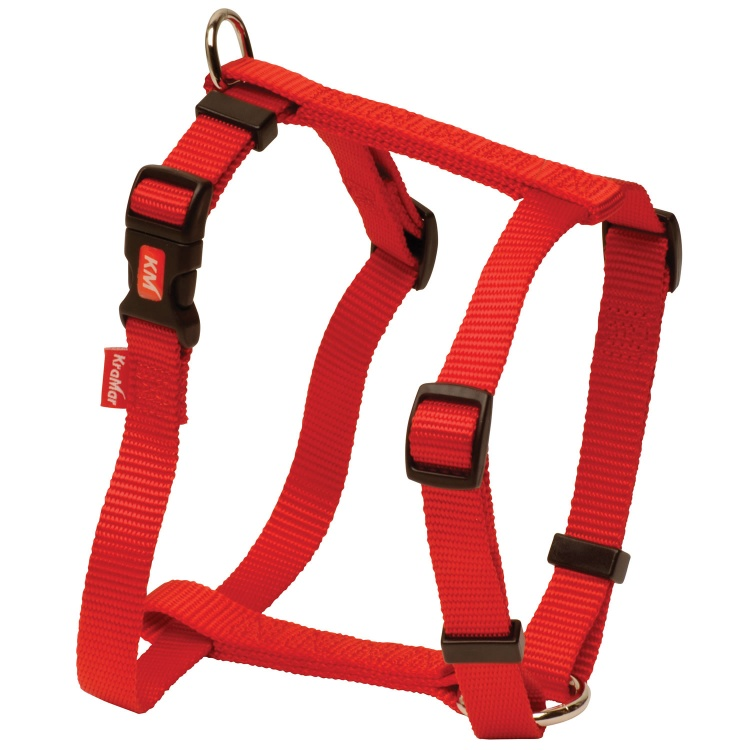 Adjustable Harness (Red)