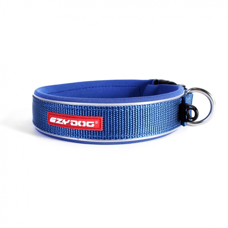 Neoprene Collar - Blue