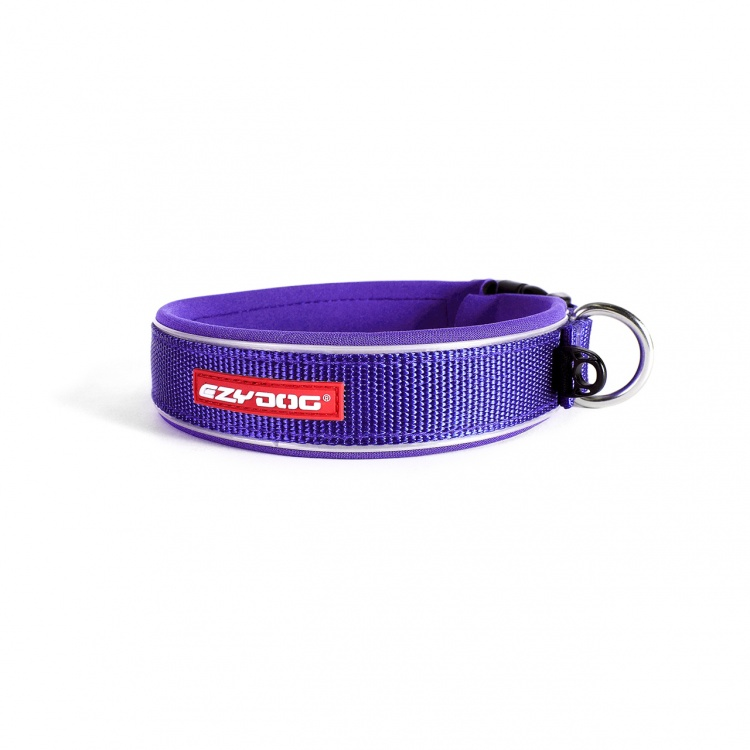 Neoprene Collar - Purple