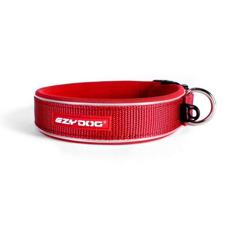 Neoprene Collar - Red