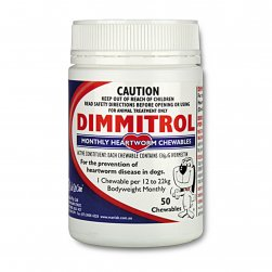 Dimmitrol Heartworm